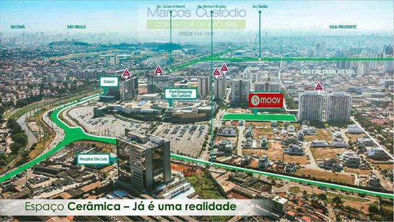Apartamento Com 2 Dorms, Cerâmica, São Caetano Do Sul - R$ 465 Mil, Cod: 311 - V311