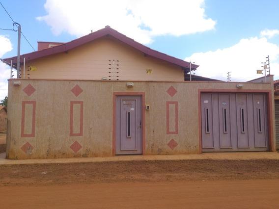 Casa Com 3 Quartos Em Grajaú-ma - Documentada