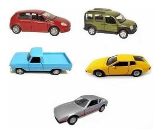 Miniaturas Carros Nacionais F100, Doblo Preço Por Unidade