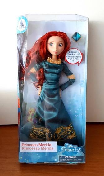 Boneca Princesa Merida - Original E Importada