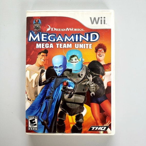 Megamind Wii Original