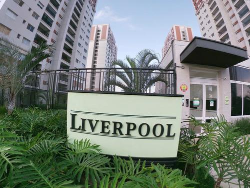 Imagem 1 de 25 de Apartamento Em Manaus - Am - Ap1028_pnim