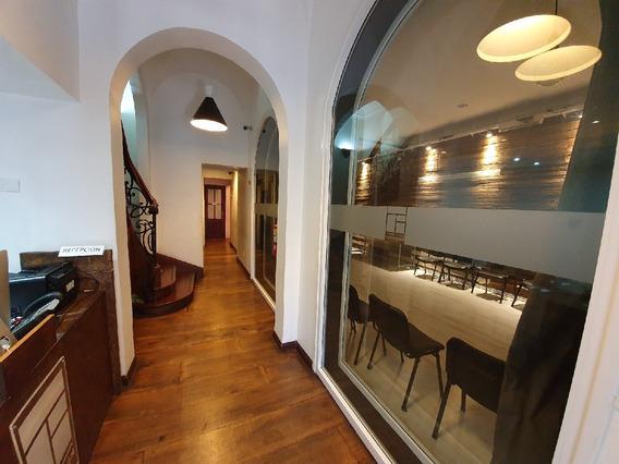 Alquiler Petit Hotel En Recoleta.ideal Oficinas Con Showroom