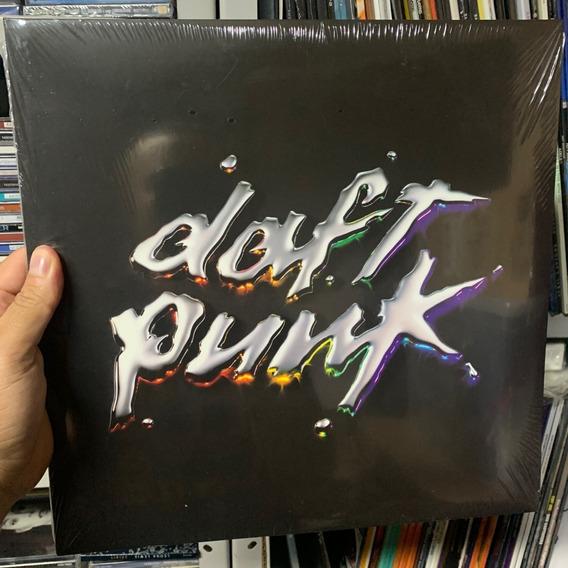Lp Daft Punk - Discovery (vinyl Duplo Importado Lacrado)