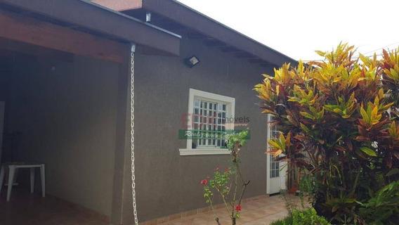 Linda Casa - 3 Dorm, Suite - Jd. Satélite - Sjcampos - R$ 550.000,00 - Ca2411