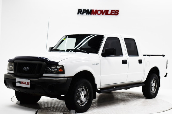 Ford Ranger Xl 3.0 4x2 Mt 2009 Rpm Moviles