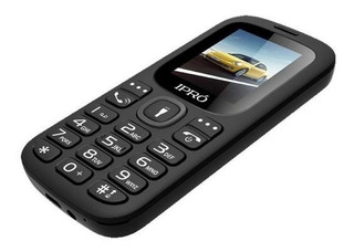 Celular Simples Dual Chip Rádio Fm Mp3 Fone Ipro 3100
