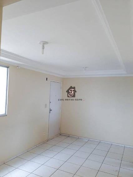 Apartamento À Venda, 60 M² Por R$ 264.900,00 - Vila João Jorge - Campinas/sp - Ap1428