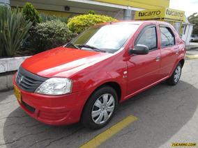 Renault Logan Familier Mt 1.4 Aa Sedan