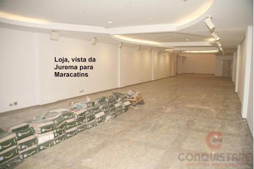 Imagem 1 de 15 de Galpão Para Locação Em São Paulo, Indianópolis, 8 Banheiros, 7 Vagas - Gars0004_2-919099