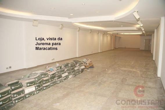 Galpão Para Locação Em São Paulo, Indianópolis, 8 Banheiros, 7 Vagas - Gars0004_2-919099