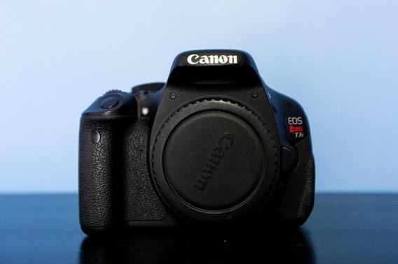 Canon T3i (corpo) + 2 Baterias