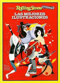 Rolling Stone Especial Las Mejores Ilustraciones 20° Anivers