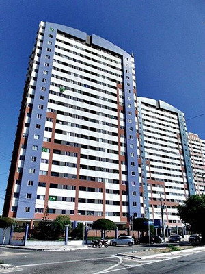 Apartamento Com 2 Quartos Na Avenida Min. José Américo