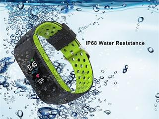 Reloj Pulsera Inteligente Oplayer Bt Sb1013h Fitness Monitor