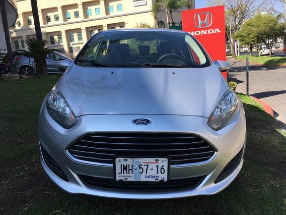 Ford Fiesta 2016 Fiesta 4dr Se Aut 2016