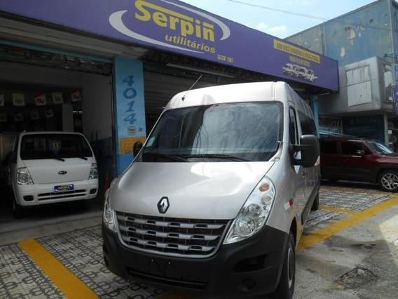 Renault Master Minibus Executive L3h2 16 Lugares 2...aaa0004
