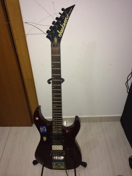 Guitarra Jackson Dimarzio E Gotoh Fender/gibson/ibanez