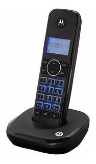Telefone Motorola Moto 550id Sem Fio C/ Bina - Preto