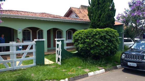 Casa À Venda Em Atibaia Bairro Nobre - 0705-1