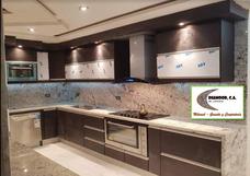 Materiales Para Cocinas Empotradas, Diseño Y Fabricación.