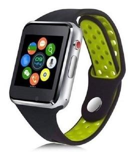 Relógio Inteligente Android Faz E Recebe Chamadas Bluetooth