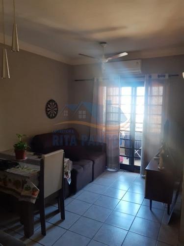 Imagem 1 de 12 de Apartamento, Jardim Anhanguera, Ribeirão Preto - A4773-v