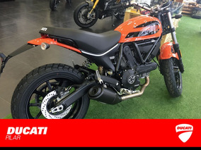 Ducati Scrambler Sixty2 0km + 1er Service Bonificado
