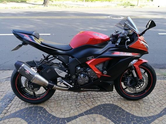 Zx 6 R 636 Ninja