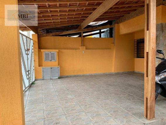 Sobrado Com 4 Dormitórios À Venda Por R$ - Vila Ré - São Paulo/sp - So0271