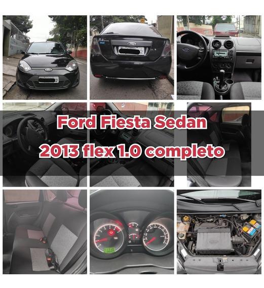 Ford Fiesta Sedan 1.0 Flex 4p 2013