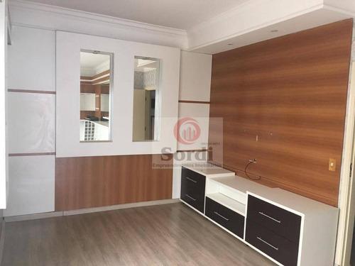 Casa À Venda, 250 M² Por R$ 440.000,00 - Residencial E Comercial Palmares - Ribeirão Preto/sp - Ca2959
