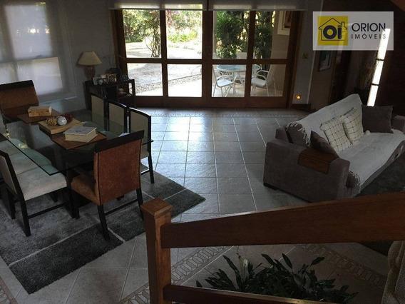 Casa Residencial Para Locação, Residencial Das Estrelas, Barueri. - Ca0762