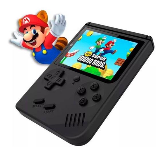 Mini Game Classic 400 Jogos Infantil Super Mario Portátil