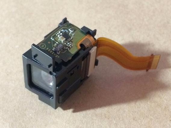 Visor Eletrico Dsc-hx300 Câmera Sony Hx300 Original #d