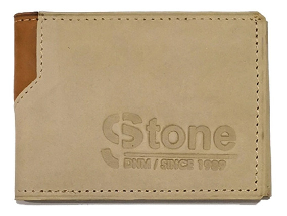 Billetera Cuero Stone 4186 @kokeshibags Rosario