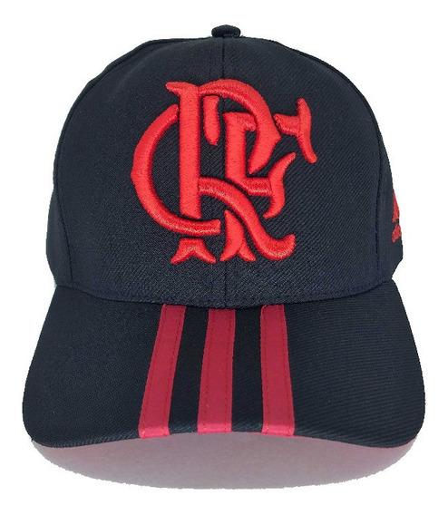 Boné Flamengo Aba Curva