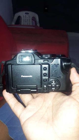 Câmera Profissional Panasonic Fz50 Com Duas Baterias