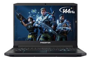 Acer Predator Helios 300 I7 9750h 16gb Ram Gtx1660ti 256gb