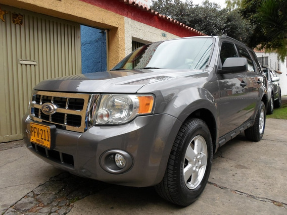 Ford Escape Xlt 2011 4x4 Automatica