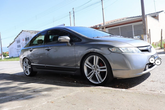 Honda Civic Exs 1.8 Gas 2007 07
