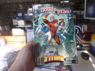 Novos Titãs Nº 60 - Panini - Mais Uma Ve Dc. Comics