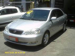 Corolla 1.8 16v Se-g Aut. 4p 2003 Impecavel