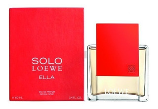 Loción Perfume Solo Loewe Ella 100ml Mujer Original Garantiz