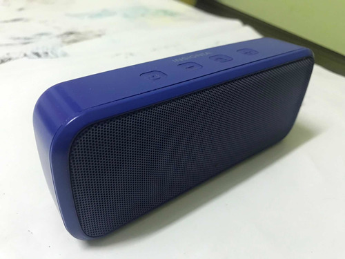 Parlante Portátil Bluetooth Insignia (poco Uso)