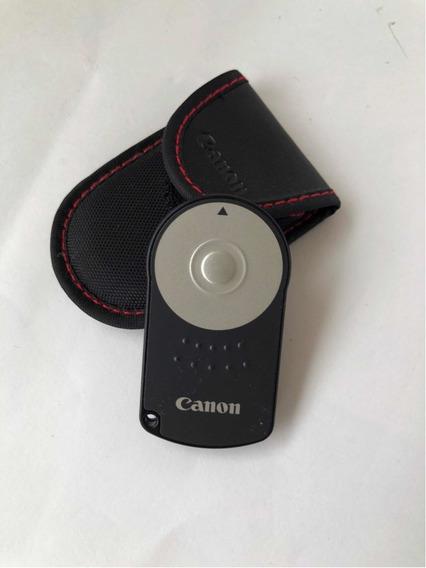 Controle Remoto Rc-6 Original Para Canon