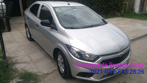 Chevrolet Onix 1.4 Joy Ls 2020