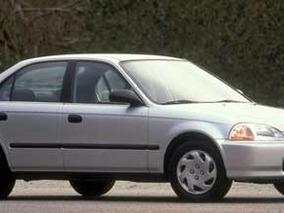 (4) Sucata Honda Civic 1997 A 2000 Retirada De Peças