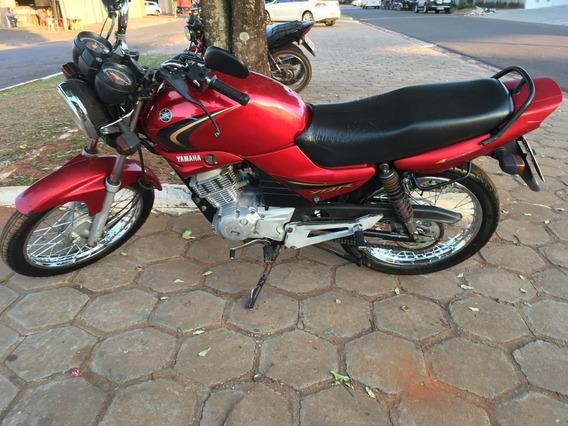 Yamaha Ybr 125 E.