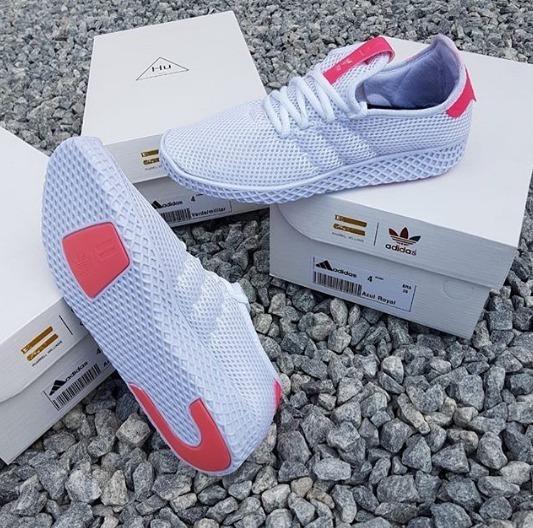 Tênis adidas Tennis Hu Pharrel Williams Original